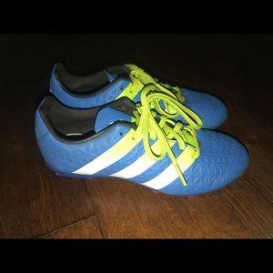 Adidas Boys Soccer Cleats Size 1.5
